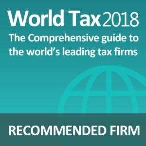 World Tax 2018