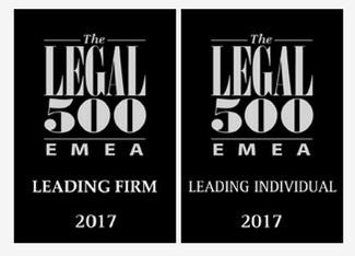 The Legal 500 EMEA 2017